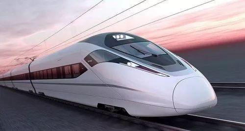 """7月1日起,全国铁路将实行新的列车运行图,16辆长编组""""复兴号""""动车组图片"""