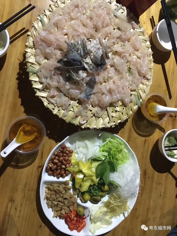 真正会吃鱼生的,不是日本人而是潮汕人!
