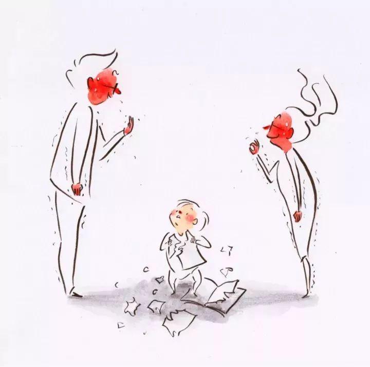 漫画  已笑喷~插画师妈妈笔下的熊孩子 !图片
