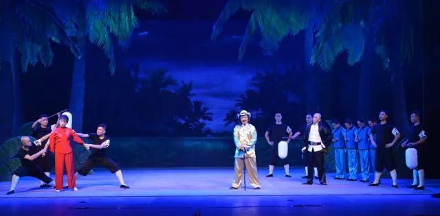 现代京剧《红色娘子军》,即将赴京演出