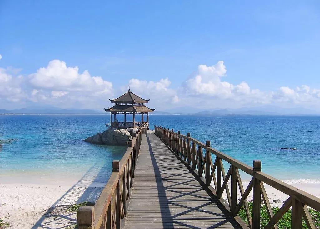 亚龙湾热带天堂森林旅游区,天涯海角游览区,三亚西岛海洋文化旅游区