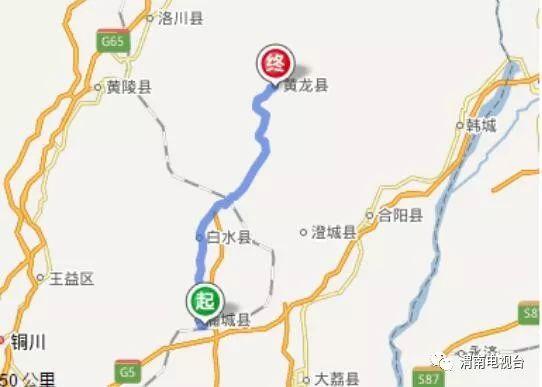 华州区桥峪森林公园