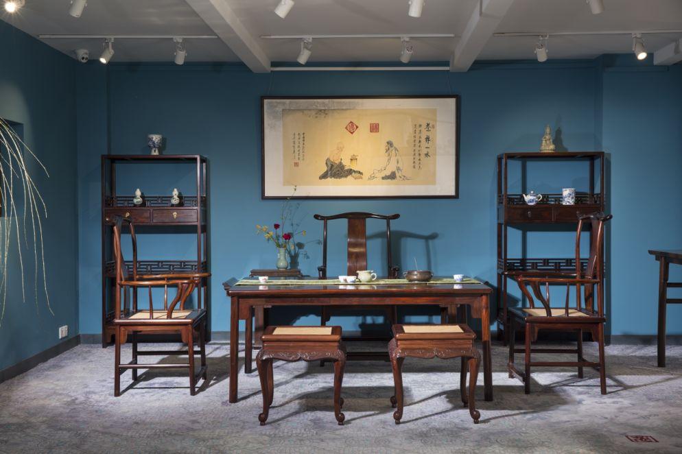 墅远文化沈锋雷:红木家具,定义下一代中产阶级
