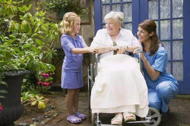 养老护理的小技巧
