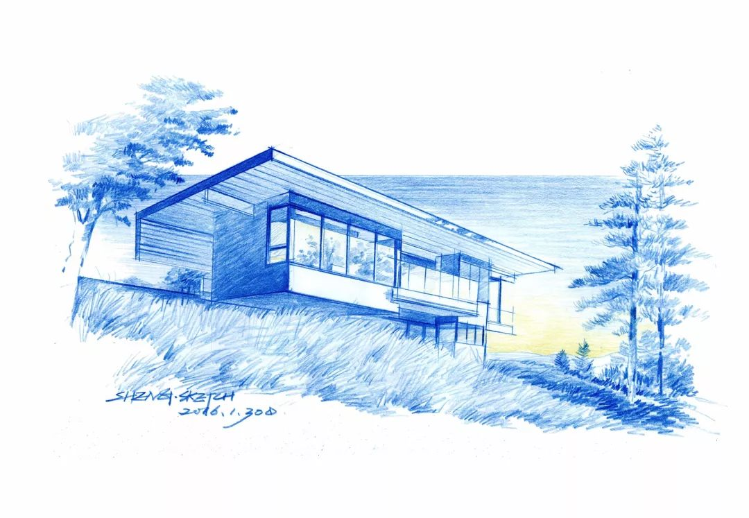 这年头,你真以为建筑手绘不重要了?