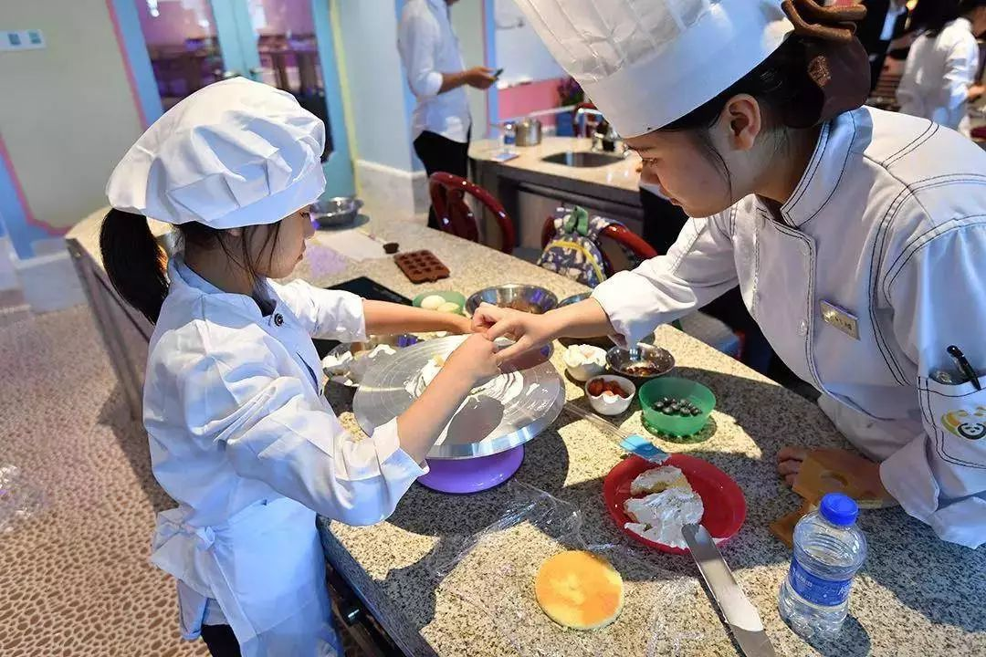 半价秒杀!广州长隆熊猫酒店(1大1小)自助餐+D