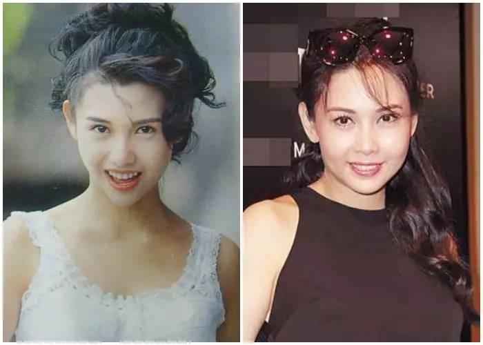 小八||九十年代香港那些性感女明星去哪儿了?杨丽菁照性感图片