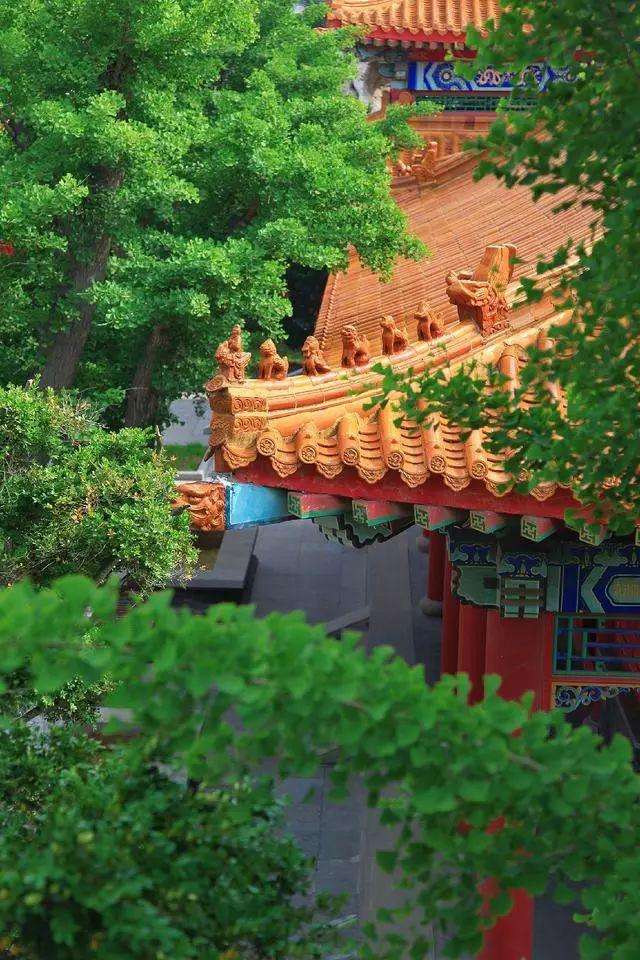 山东蓬莱三仙山风景区位于蓬莱黄海之滨,它西与八仙过海景区相毗邻