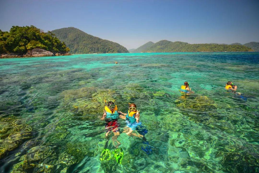 泰国不只有普吉岛,这些绝美的海岛你竟然不知道?
