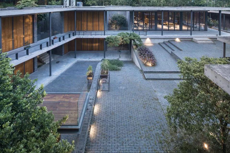 美到骨子里的新中式庭院!這才是屬于中國人的院子!