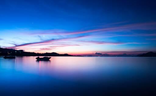 在深圳,有个10大最美海岸线之一地方,她就是