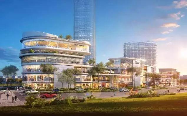 拉地标!上海又添近30座世界级工程!上海人这下和创建筑设计仇恨图片