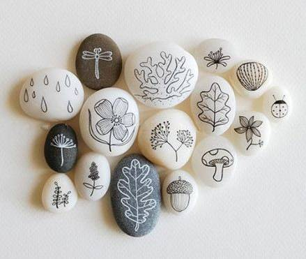 【分享篇】创意手绘石头(步骤及范例)