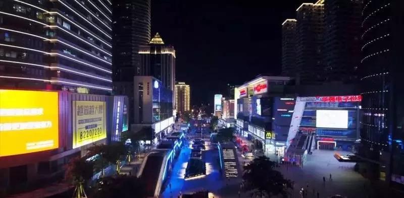 深圳湾 | 原来夜景也可以走唯美风