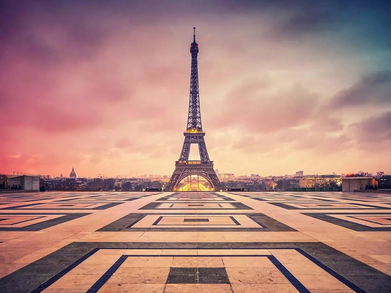 全球最浪漫的蜜月旅行地,你想带她去第几个?