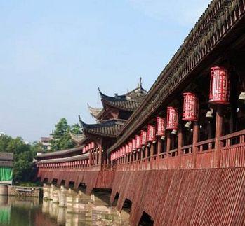 声边| 我在西津桥上看风景,你是谁的风景?
