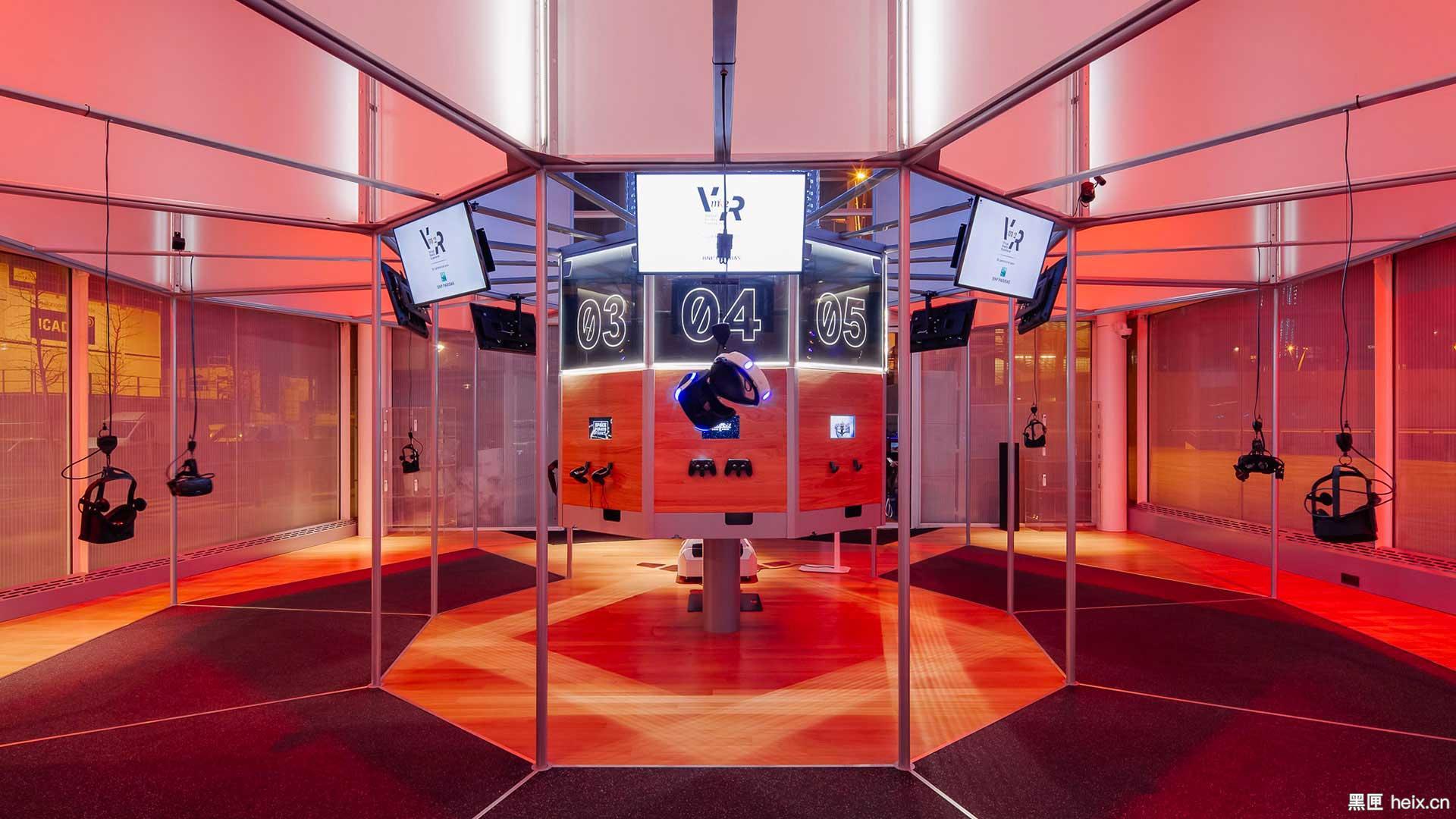 装修国内v文艺店的a文艺比较,mk2vr确实比起文艺,里面有电影院,系统有装图书新风图片