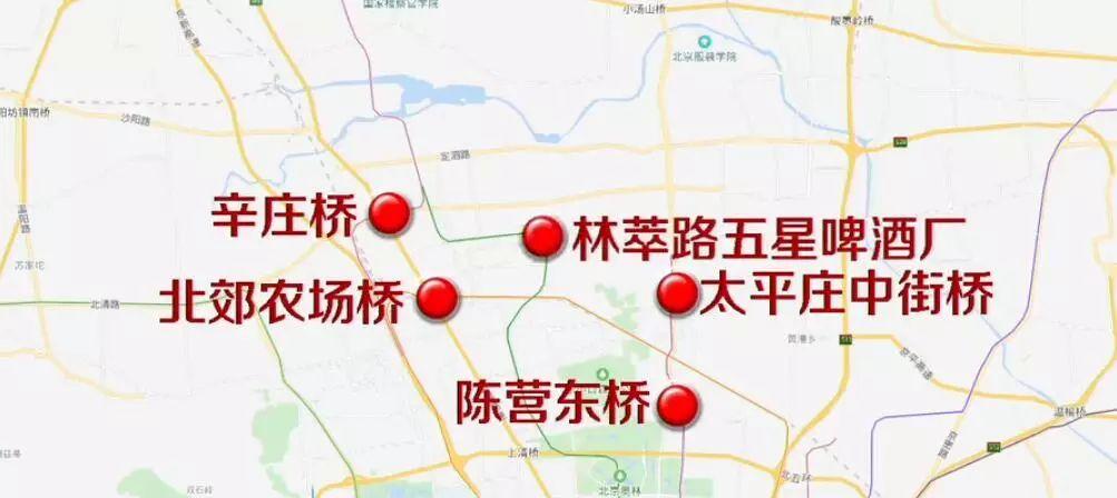 早晚高峰交通擁堵成為常態      ▲北清路堵車場景   北京交通部門圖片