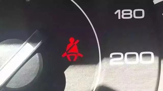 仪表盘上出现一个小人上厕所的标志,是车坏了吗? - 从头再来 - 至卓飞高